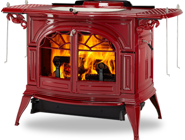 Defiant FlexBurn Wood Burning Stove