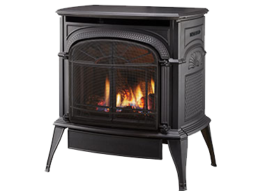 Intrepid Direct Vent Gas Stove